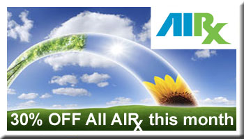 All AIRX Products On Special Offer