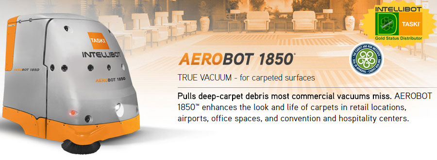 Taski Intellibot Robotic Floor Cleaning Machines Outlet Ny