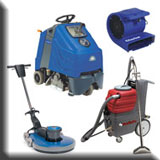 Commercial Cleaning Equipment - Commercial Heavy-Duty Carpet Care Equipment, Floor Machines & Accessories