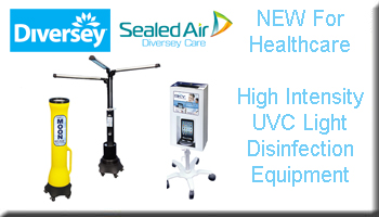 Diversey MoonBeam3 & SKY 7Xi UVC Disinfection Equipment For Healthcare