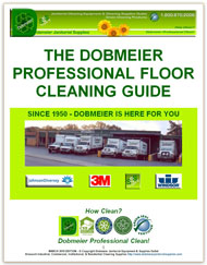 Dobmeier Professional Floor Cleaning Guide - FREE e-Book