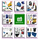 Dobmeier Institutional Cleaning Equipment