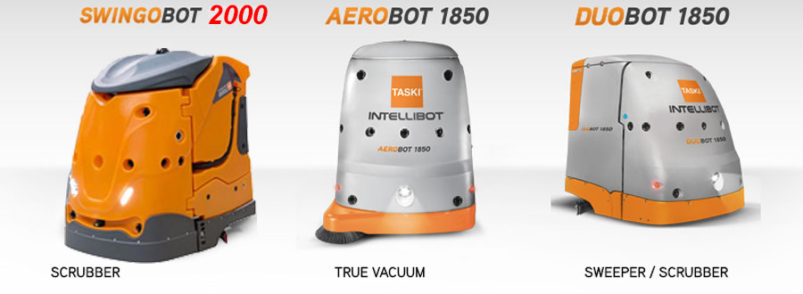 Taski Intellibot Robotic Floor Cleaning Machines Outlet Ny