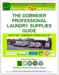 Dobmeier Laundry Supplies Guide - FREE e-Book