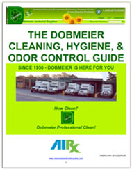 Dobmeier Cleaning, Hygiene, & Odor Control Guide - FREE e-Book