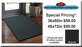 Waterhog Indoor/Outdoor Entrance Mats On Special Offer