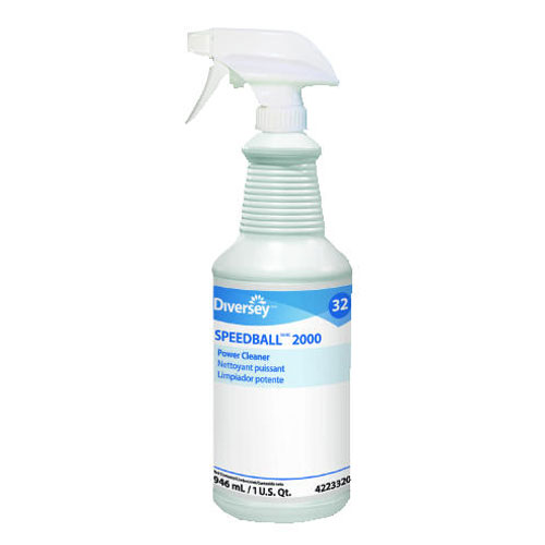 Speedball 2000 Cleaner Spray Bottle 1Qt SKU#DRK4223320, Diversey Speedball 2000 Cleaner Spray Bottle 1Qt SKU#DRK4223320