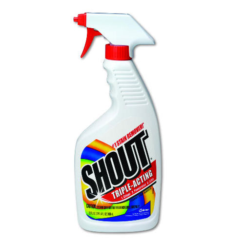 Shout Stain Treatment Spray Bottle 22Oz SKU#DRKCB022514, Diversey Shout Stain Treatment Spray Bottle 22Oz SKU#DRKCB022514
