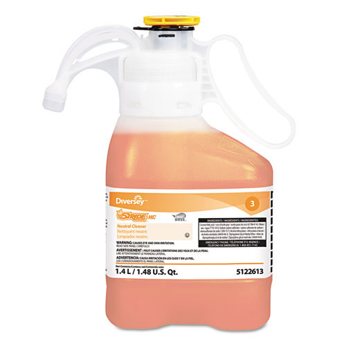 Diversey Stride Citrus HC Neutral Floor Cleaner SKU#Diversey-5122613, Diversey Stride Citrus HC Neutral Floor Cleaner SKU#Diversey-5122613