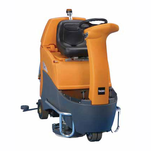 Diversey TASKI swingo 3500 Ride On Auto Scrubber SKU#DRK8004751, Diversey TASKI swingo 3500 Ride On Auto Scrubber SKU#DRK8004751 (Taski 2500 Displayed)