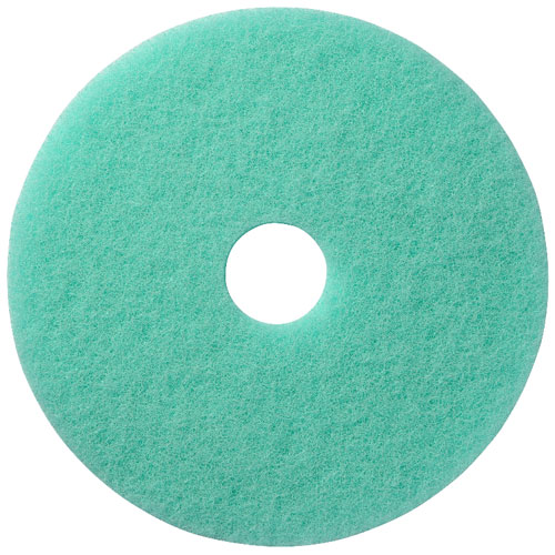 Diversey TASKI 11in Mint Spray Buffing Pads 5PK SKU#TASKI-11-MIN, Diversey TASKI 11in Mint Spray Buffing Pads 5PK SKU#TASKI-11-MIN