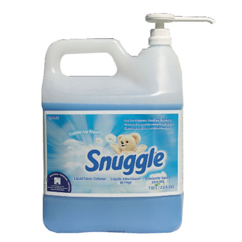Snuggle Fabric Softener SKU#DRK2979953, Diversey Snuggle Fabric Softener SKU#DRK2979953