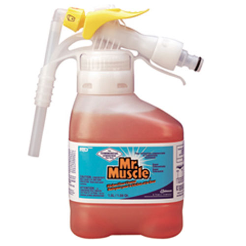Mr Muscle Super Concentrate Kitchen And Floor Cleaner RTD SKU#DRK3719598, Diversey Mr Muscle Super Concentrate Kitchen And Floor Cleaner RTD SKU#DRK3719598