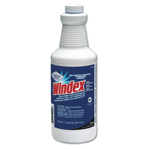 Windex Glass Cleaner SKU#DRK4601541, Diversey Windex Glass Cleaners SKU#DRK4601541