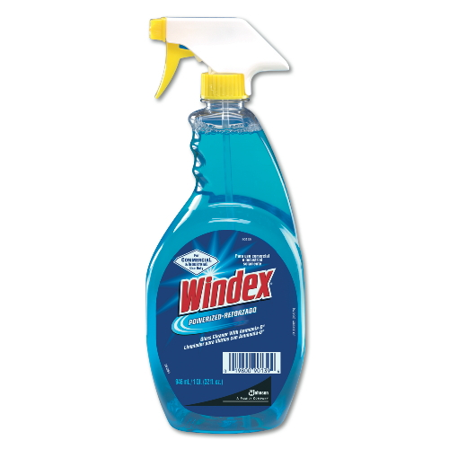 Windex Glass Cleaner SKU#DRK90135, Diversey Windex Glass Cleaners SKU#DRK90135