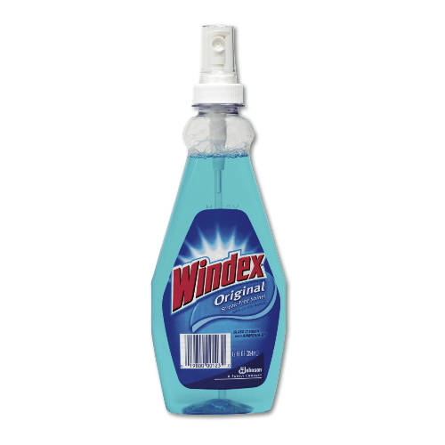 Windex Glass Cleaner SKU#DRK94123, Diversey Windex Glass Cleaners SKU#DRK94123