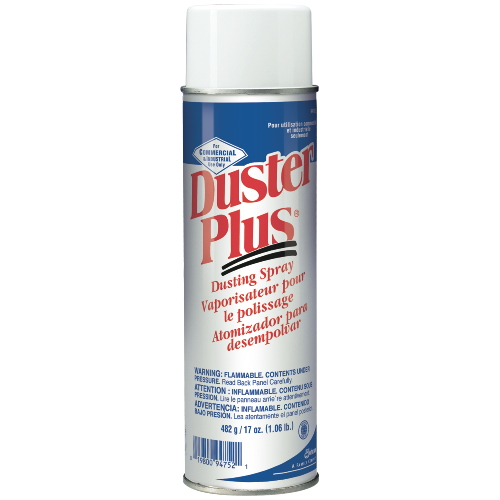 Duster Plus Cleaner SKU#DRK94752, Diversey Duster Plus Cleaner SKU#DRK94752