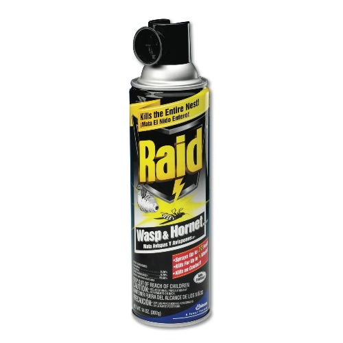 Raid Wasp And Hornet Killer SKU#DRK94898, Diversey Raid Wasp And Hornet Killer SKU#DRK94898