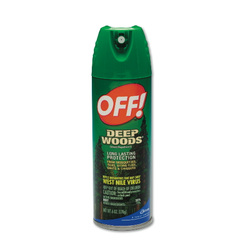 OFF! Deep Woods Aerosols SKU#DRK94903, Diversey OFF! Deep Woods Aerosol SKU#DRK94903