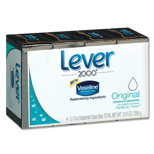 Lever 2000 Perfectly Fresh Original Soaps SKU#DRKCB327126, Diversey Lever 2000 Perfectly Fresh Original Soap SKU#DRKCB327126