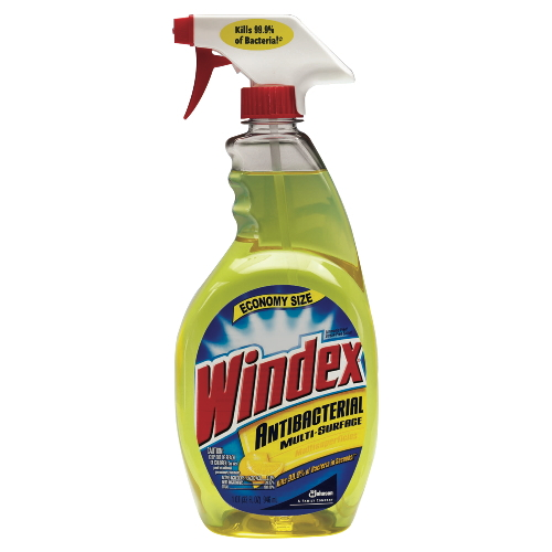 Windex Antibacterial Multi-Surface Cleaner SKU#DRKCB701380, Diversey Windex Antibacterial Multi-Surface Cleaner SKU#DRKCB701380