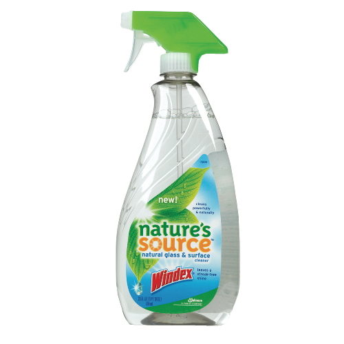 Natures Source Natural Glass And Surface Cleaner SKU#DRKCB701502, Diversey Natures Source Natural Glass And Surface Cleaner SKU#DRKCB701502