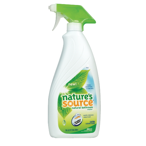 Natures Source Bathroom Cleaner SKU#DRKCB701900, Diversey Natures Source Bathroom Cleaner SKU#DRKCB701900
