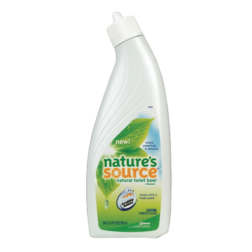 Natures Source Natural Toilet Bowl Cleaners SKU#DRKCB706162, Diversey Natures Source Natural Toilet Bowl Cleaner SKU#DRKCB706162