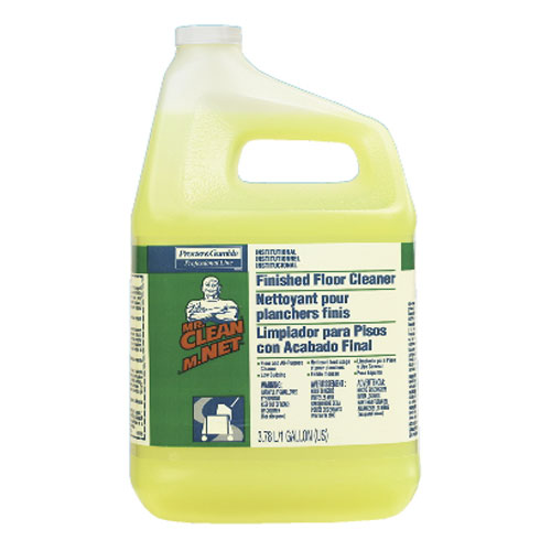 1 Gallon Bottle Floor Cleaner Mr Clean Mr Clean Finished