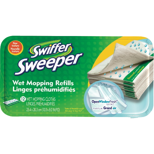 Procter Gamble Swiffer Sweepers Sku Pgc35154