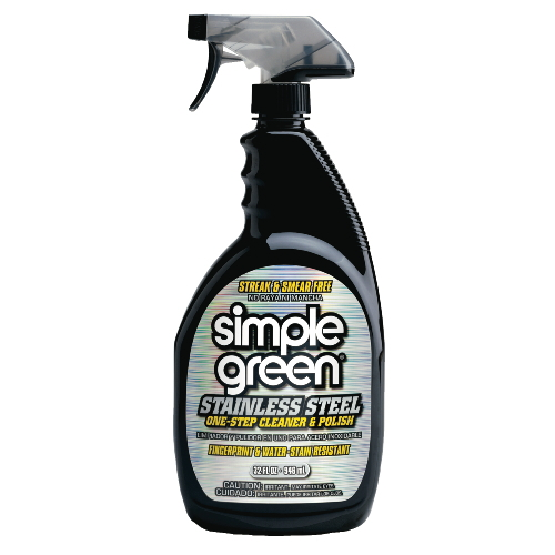 Simple Green Stainless Steel One-Step Cleaners And Polish SKU#SMP18300 ...