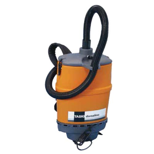 TASKI dorsalino Backpack Vacuum Cleaner w Accessory Kit SKU#TASKI-5875560, TASKI dorsalino Backpack Vacuum Cleaner w Accessory Kit SKU#TASKI-5875560