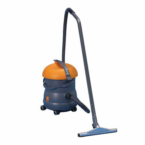 TASKI vacumat 22 Wet Dry Vacuum Cleaner w Hose & Wand SKU#TASKI-6163476, TASKI vacumat 22 Wet/Dry Vacuum Cleaner w Hose & Wand SKU#TASKI-6163476 shown with optional premium accessory package