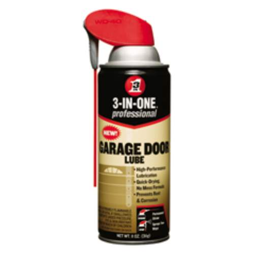 Wd40 3 In 1 Professional Garage Door Lube W Smart Straw