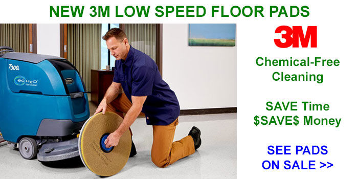3M Floor Pads On Sale