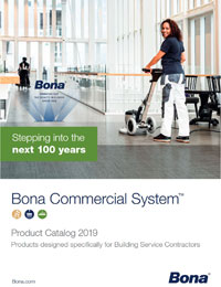 Bona Commercial System Resilient Floor Renovation Product Catalog