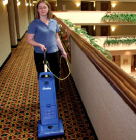 Janitorial Carpet Cleaning