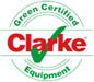 Clarke Green Certified Commercial Vacuum Cleaners