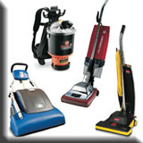 Commercial Cleaning Equipment - Commercial Heavy-Duty Vacuum Cleaners