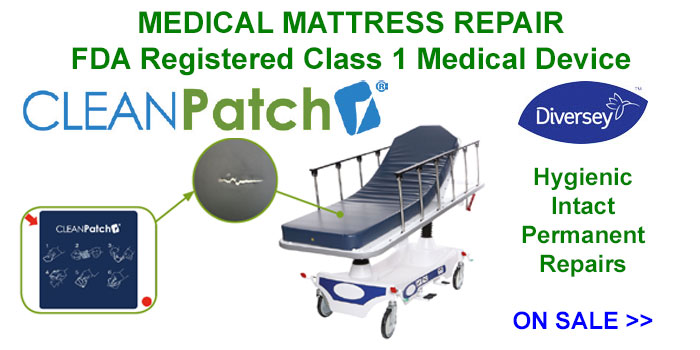 Diversey CleanPatch Medical Mattress Repair On Special Offer