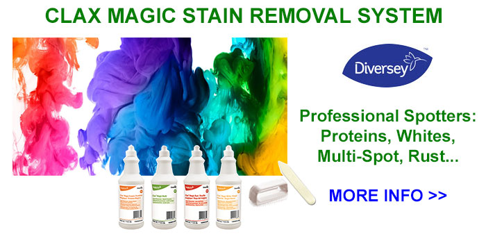 Diversey Clax Magic Spotter Stain Remover On Special Offer