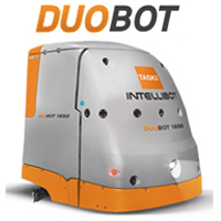 TASKI Intellibot DuoBot 1850 Robotic Sweeper/Scrubber