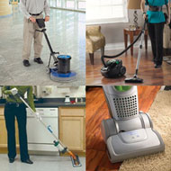Floor Cleaning Options From: Windsor, Electrolux & Diversey