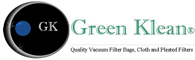 Janitorial Cleaning Supplies - Replacement Vacuum Cleaner Filter Bags by Green Klean