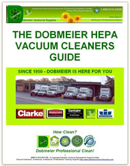 Dobmeier HEPA Vacuum Cleaners Guide - FREE e-Book