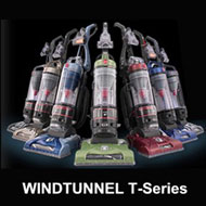 Hoover Windtunnel T-series HEPA Upright Vacuums