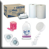 Industrial Cleaning Supplies - Janitorial Restroom / Washroom Supplies