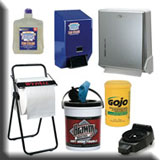 Commercial Janitorial Equipment - Restroom & Kitchen Dispensers & Refills