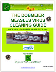 Dobmeier Measles Virus Cleaning Guide - FREE e-Book