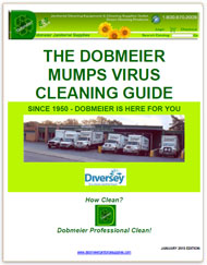 Dobmeier Mumps Virus Cleaning Guide - FREE e-Book